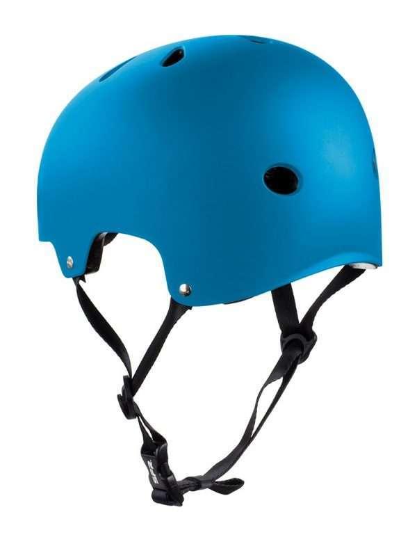 H159 SFR Essential Helmet Matt Blue Rear.jpg