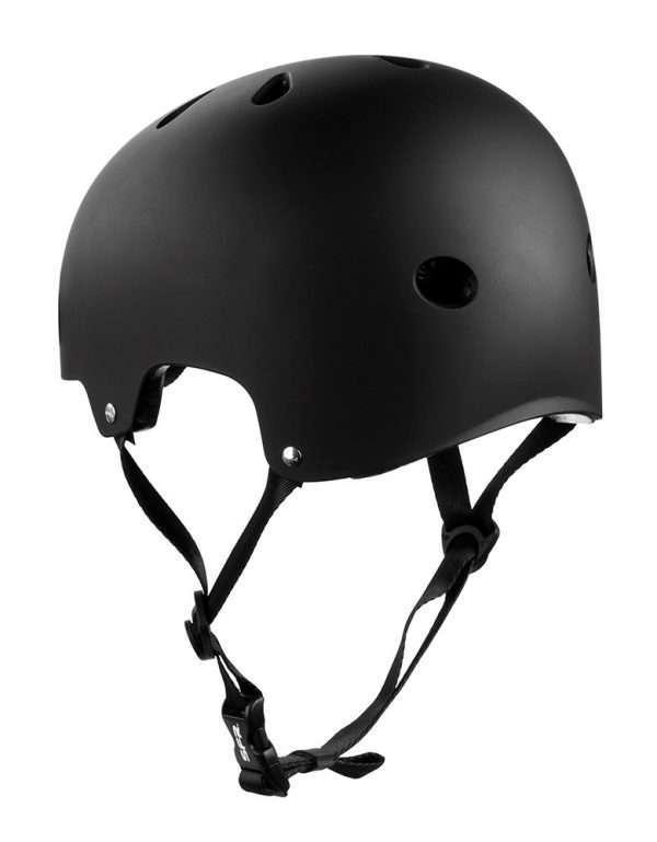 H159 SFR Essential Helmet Matt Black Rear.jpg