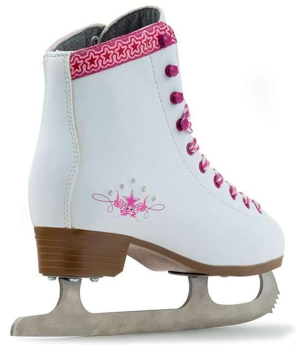 SFR008 SFR Ice Skate Set Skate Rear.jpg